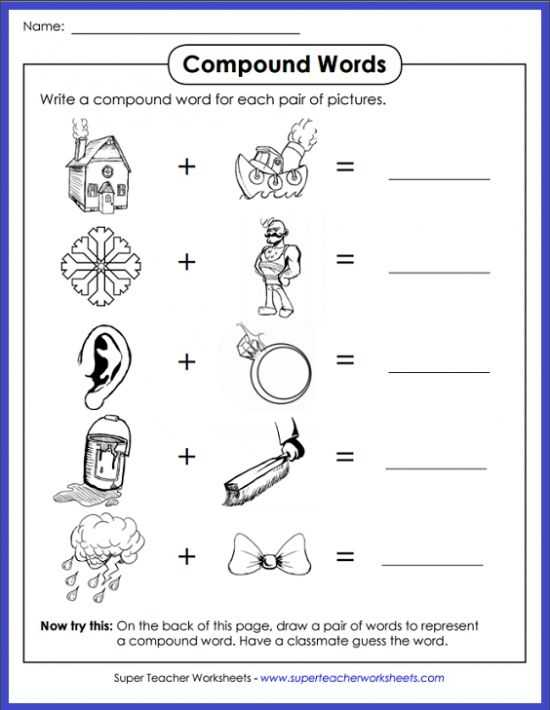 Smart Teacher Worksheets Along with Can Your Students Figure Out which Pound Word the Pictures Make