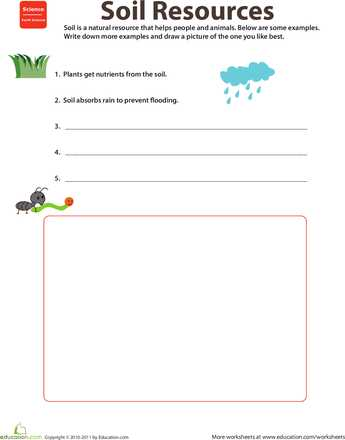 Soil Texture Worksheet Answers with Natural Resources soil