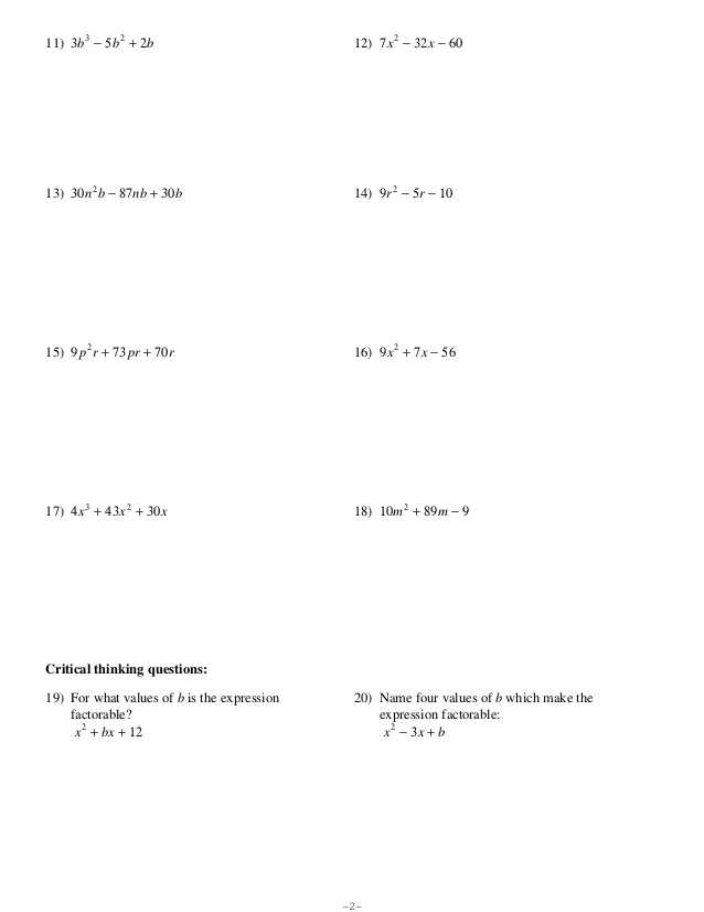 Solving Polynomial Equations Worksheet Answers Along with Fresh Factoring Quadratics Worksheet Awesome Worksheet Templates