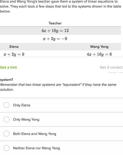 Solving Systems by Substitution Worksheet and Systems Of Equations with Elimination and Manipulation Video