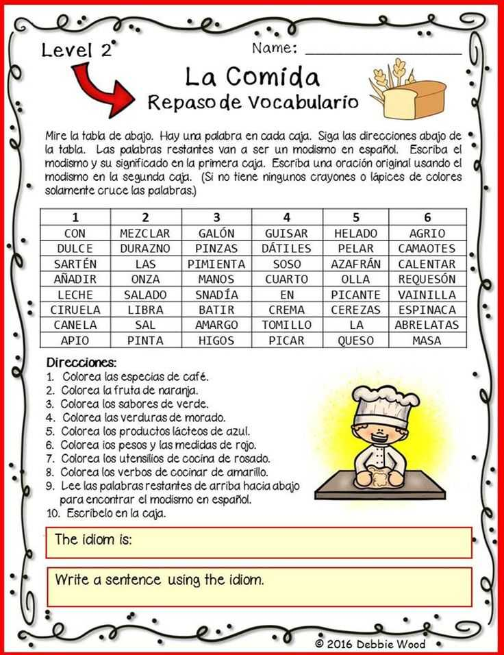 Spanish 1 Worksheets as Well as 822 Best Debbie Wood Spanish Resources Images On Pinterest