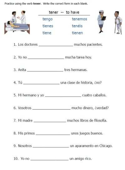 Spanish Conjugation Worksheets with 27 Best Spanish Worksheets Level 1 Images On Pinterest
