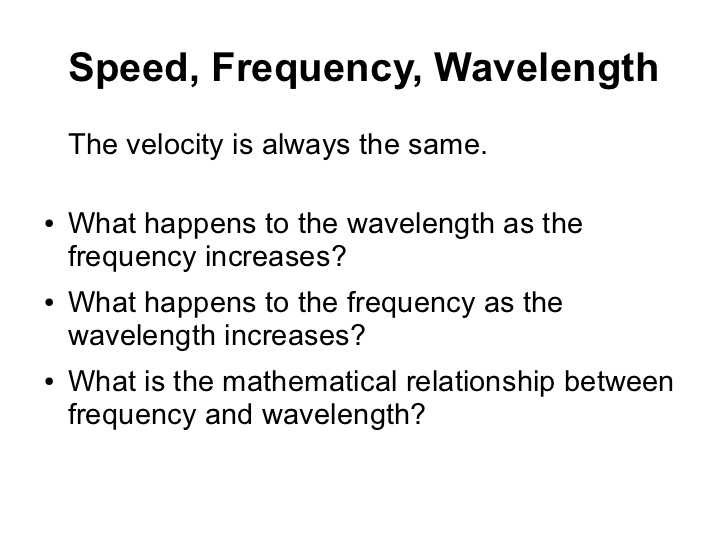 Speed Frequency Wavelength Worksheet together with Waves Grade 10 Physics 2012