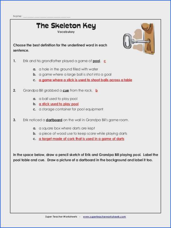 Super Teacher Worksheets Reading Comprehension and Fronteirastral