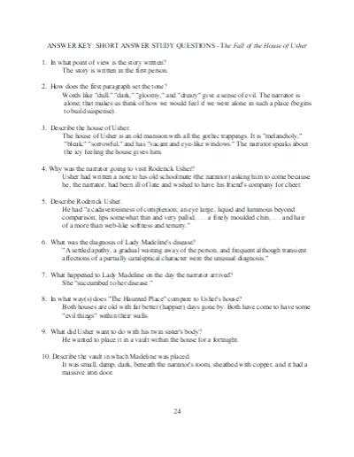 The Cask Of Amontillado Worksheet Also the Cask Of Amontillado Worksheet Answers – Streamcleanfo