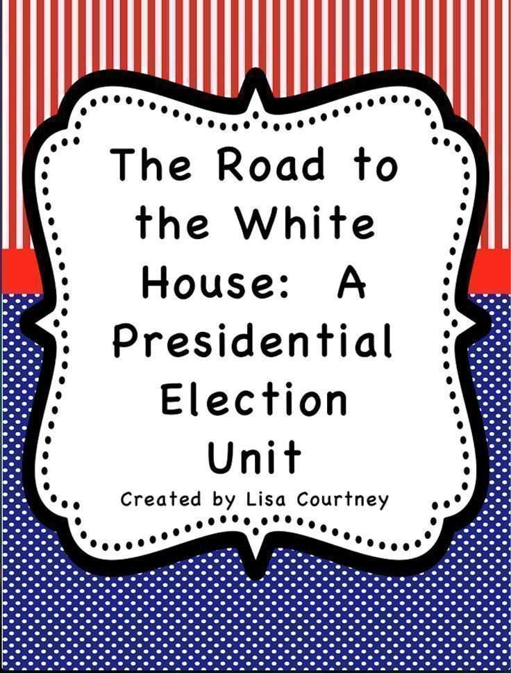 The Electoral Process Worksheet with 29 Best Election Teaching Resources Images On Pinterest