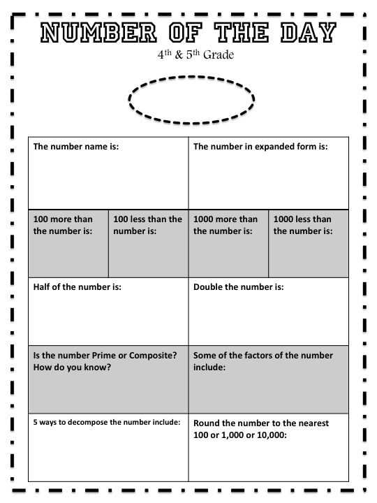 The Number System Worksheet as Well as 168 Best Number Sense Images On Pinterest