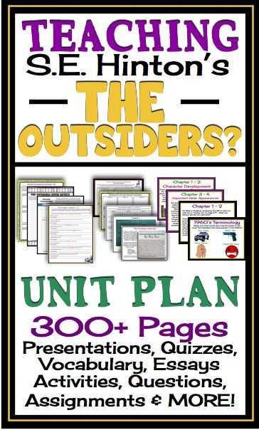 The Outsiders Movie Worksheet as Well as 10 Best the Outsiders Resources Images On Pinterest