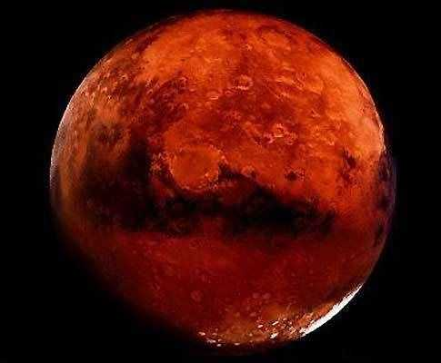 The Universe Mars the Red Planet Worksheet Answers or Planeta Marte