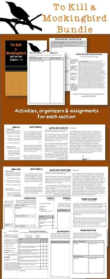 To Kill A Mockingbird theme Worksheet and 113 Best Teaching to Kill A Mockingbird Images On Pinterest
