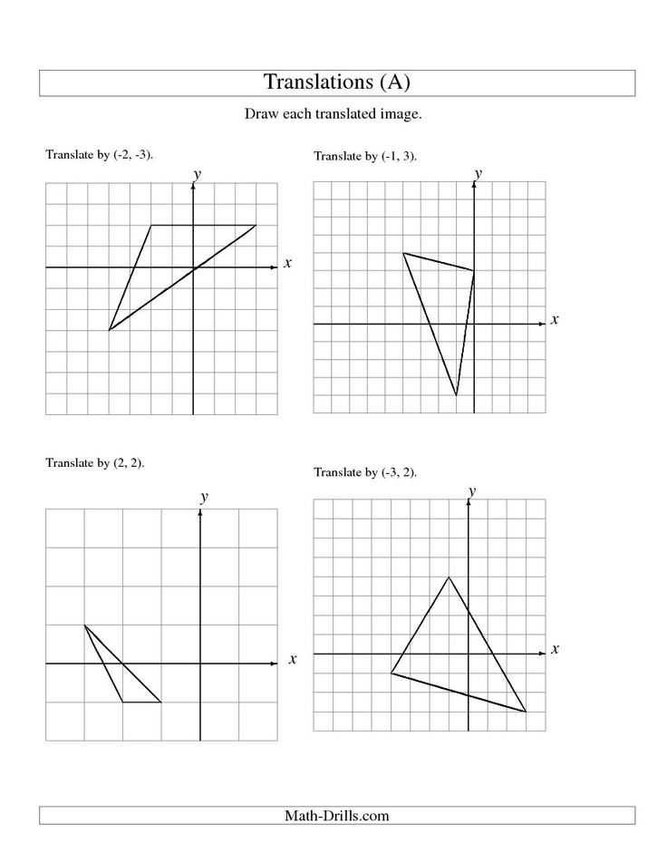 Transformations Review Worksheet and Fresh Transformations Worksheet Fresh 8 Best Transformations
