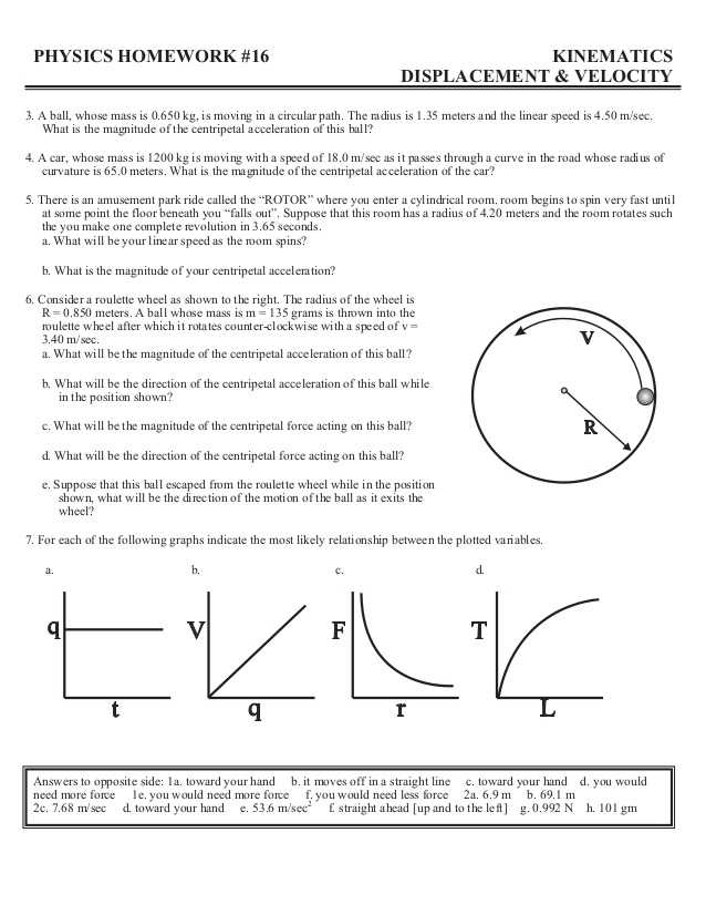 Transparency 6 1 Worksheet the Trajectory Of A Projectile Answers or Home Worksheets Review