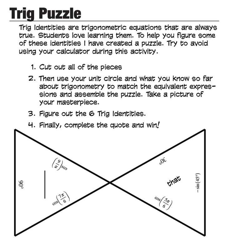 Trigonometry Problems Worksheet Also Worksheets 45 Best Trigonometry Worksheets High Resolution