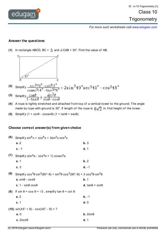 Trigonometry Worksheets Pdf Along with Month April 2018 Wallpaper Archives 41 New Trig Identities