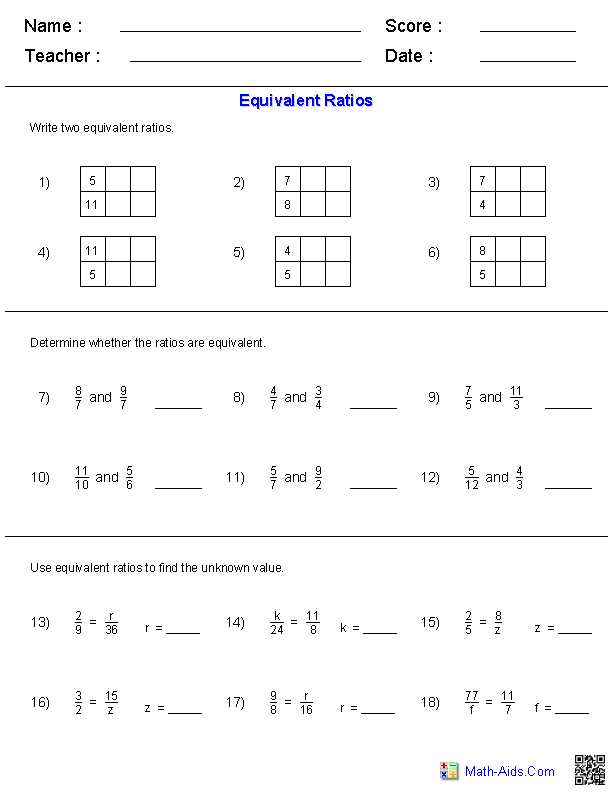 Unit Rate Worksheet 7th Grade Along with Ratios and Proportional Relationships 7th Grade Worksheets