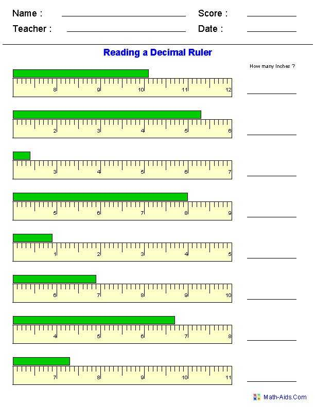 Using A Metric Ruler Worksheet and 787 Best Matematika Tan­tása Images On Pinterest