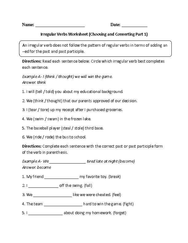 Verbs Worksheet Pdf Along with 11 Best Education Verbs Images On Pinterest