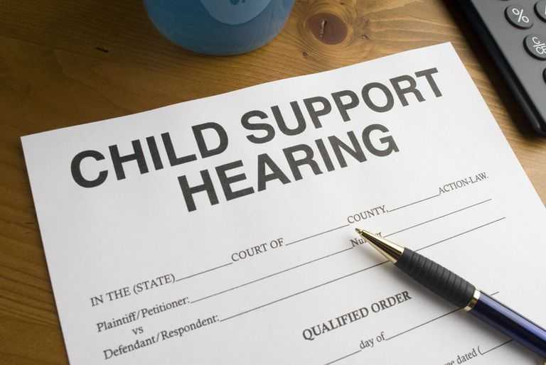Virginia Child Support Worksheet Also How is Child Support Calculated