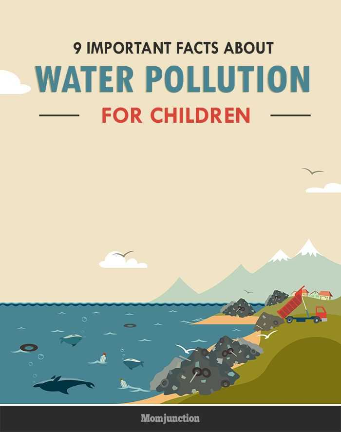 Water Pollution Worksheet Along with Facts and Information About Water Pollution for Kids
