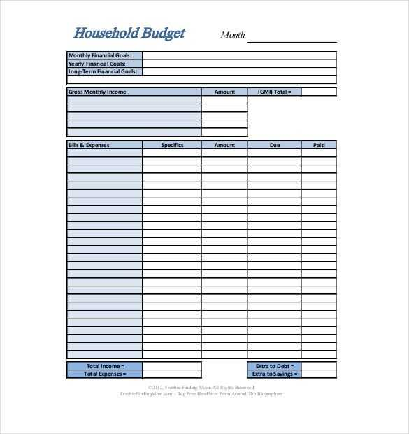 Weekly Budget Worksheet Pdf or Detailed Bud Worksheet Lovely Family Bud Template Excel Simple