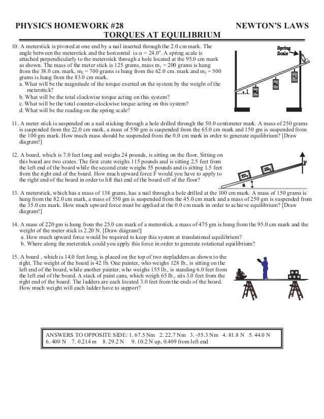 Weight Friction and Equilibrium Worksheet Answers Along with Home Worksheets Review