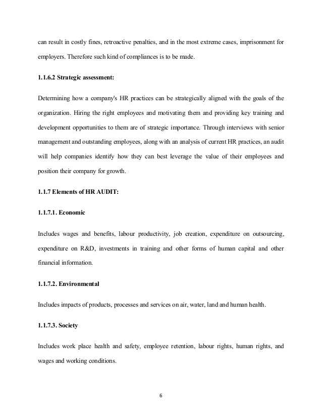 Workers Comp Audit Worksheet as Well as Hr Audit On It Sector