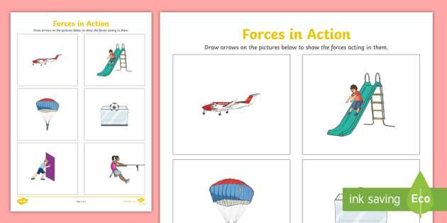 Worksheet 2 Drawing force Diagrams Also Labelling forces Worksheet forces forces Worksheet forces