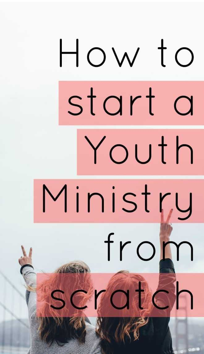 Youth Ministry Budget Worksheet with How to Start A Youth Ministry From Scratch