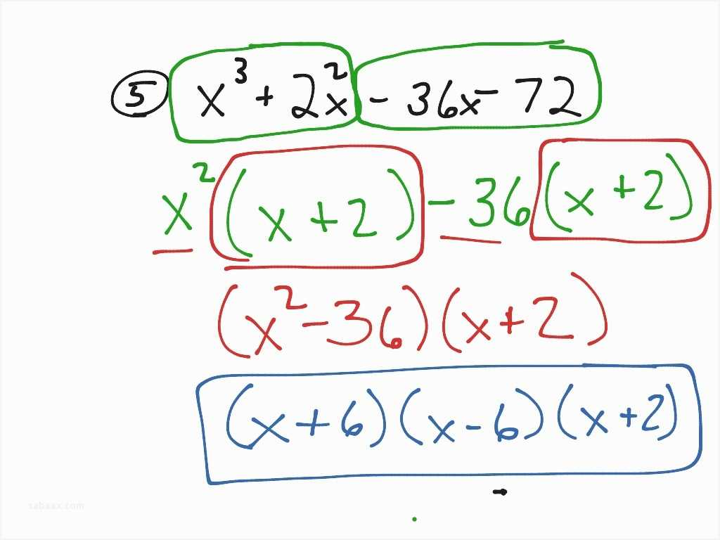Algebra 2 Exponent Practice Worksheet Answers with Best Factoring Using the Distributive Property Worksheet