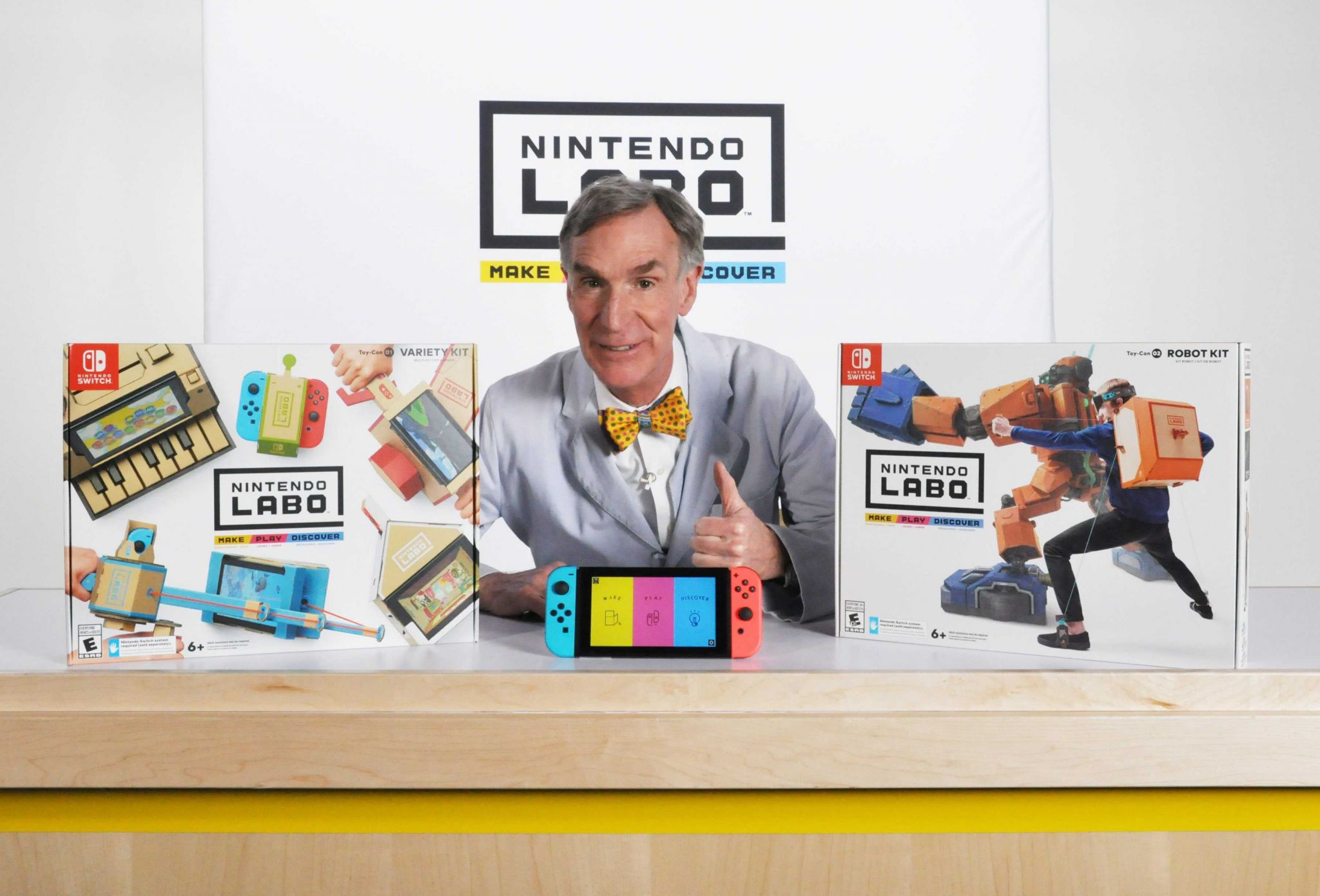 Bill Nye Heat Video Worksheet Answers and Nintendo Labo Launches today Watch Bill Nye Mess Around with It