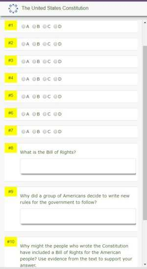 Bill Of Rights Scenario Worksheet Answers Also New Icivics Worksheet Answers Luxury Icivics Bill Rights Worksheet