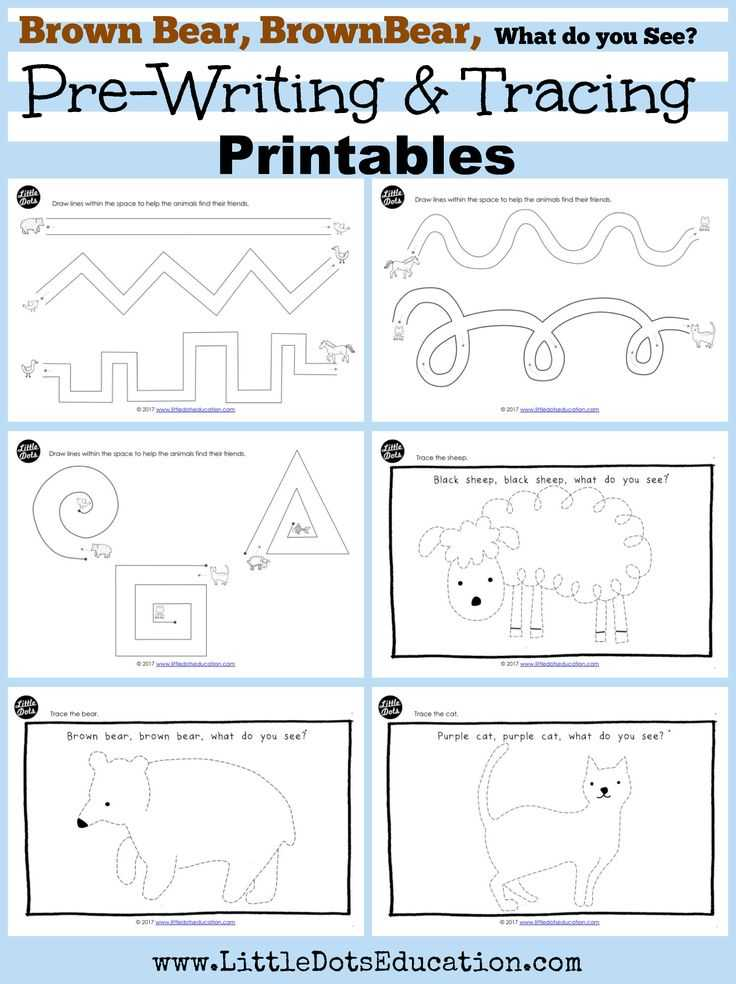 Brown Worksheets for Preschool and 7 Best Brown Bear Brown Bear Preschool theme Images On Pinterest