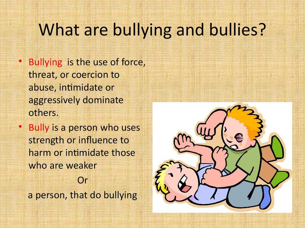 Bullying Worksheets Middle School or Bullying Online Presentation