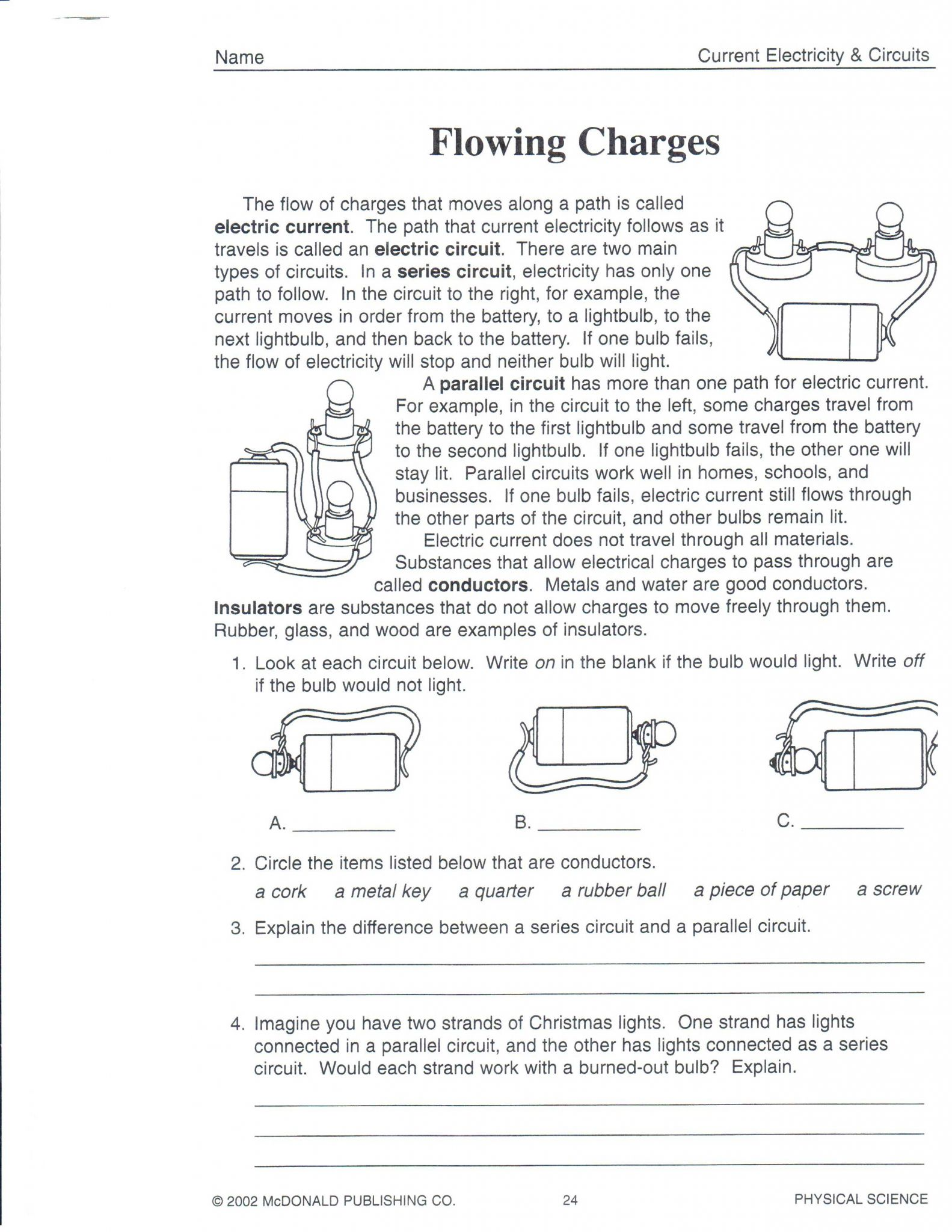 Calculating Power Worksheet Answer Key or High School Physical Science Worksheets 0ccaa6312a9b Battk