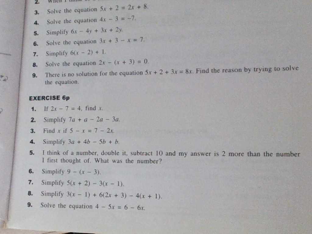 Chapter 5 Section 1 Understanding Supply Worksheet Answers and Fantastic Linear Equations Exercises S General Worksh