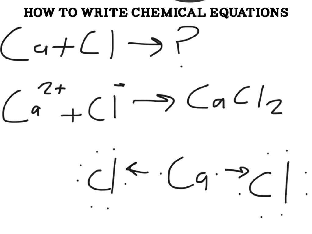 Chapter 7 Worksheet 1 Balancing Chemical Equations Answers