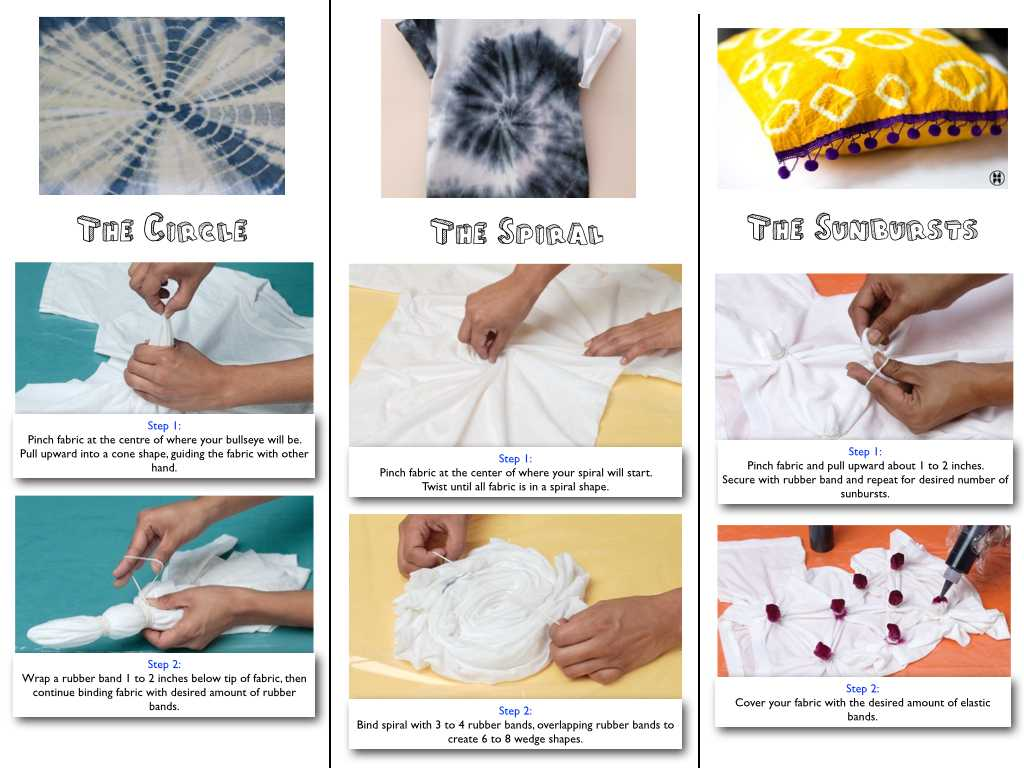Chemistry Of Tie Dye Worksheet as Well as Tie Dye Patterns Step by Step Worldcraft Gallery