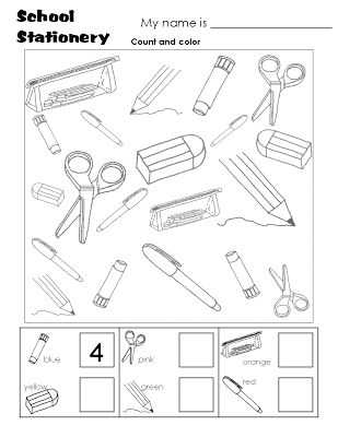 Classroom Objects In Spanish Worksheet Free with 11 Best School Objects Images On Pinterest