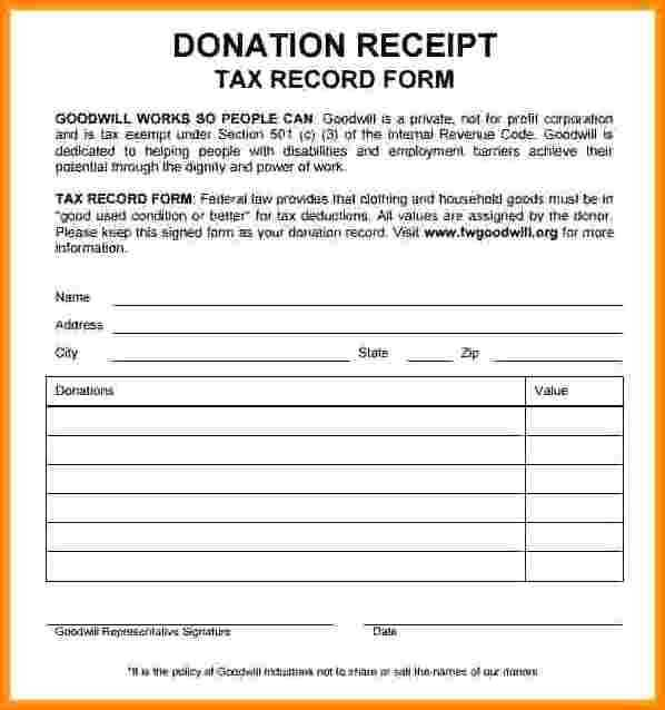 Clothing Donation Tax Deduction Worksheet together with Donation Tax form aslitherair