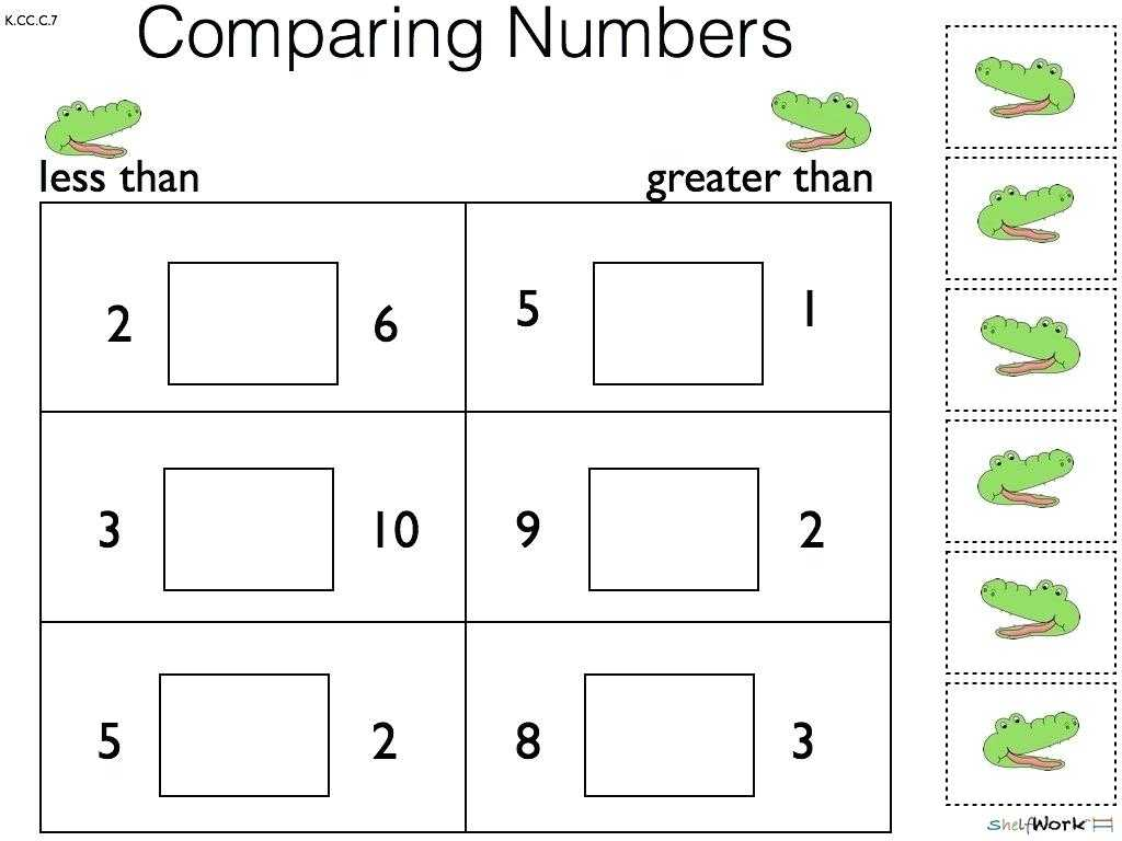 Comparing Plants Worksheet as Well as Paring Numbers Worksheets 1st the Best Worksheets Image C
