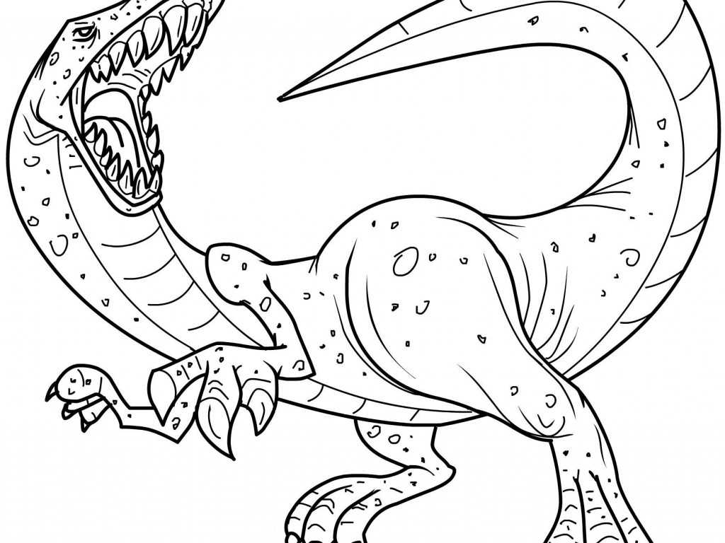 Dinosaur Worksheets for Preschool and Dinosaur Coloring Pages Realistic