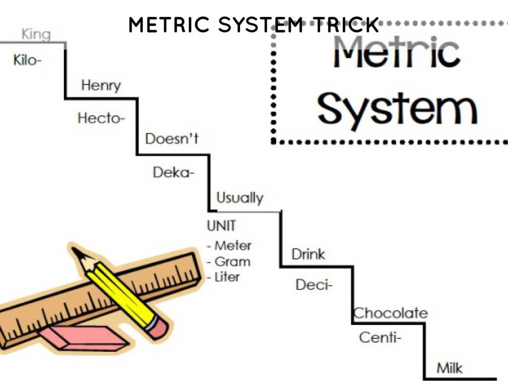 Domain 4 Measurement and Data Worksheet with Metric System for Dummies Galleryhip the Hippest P