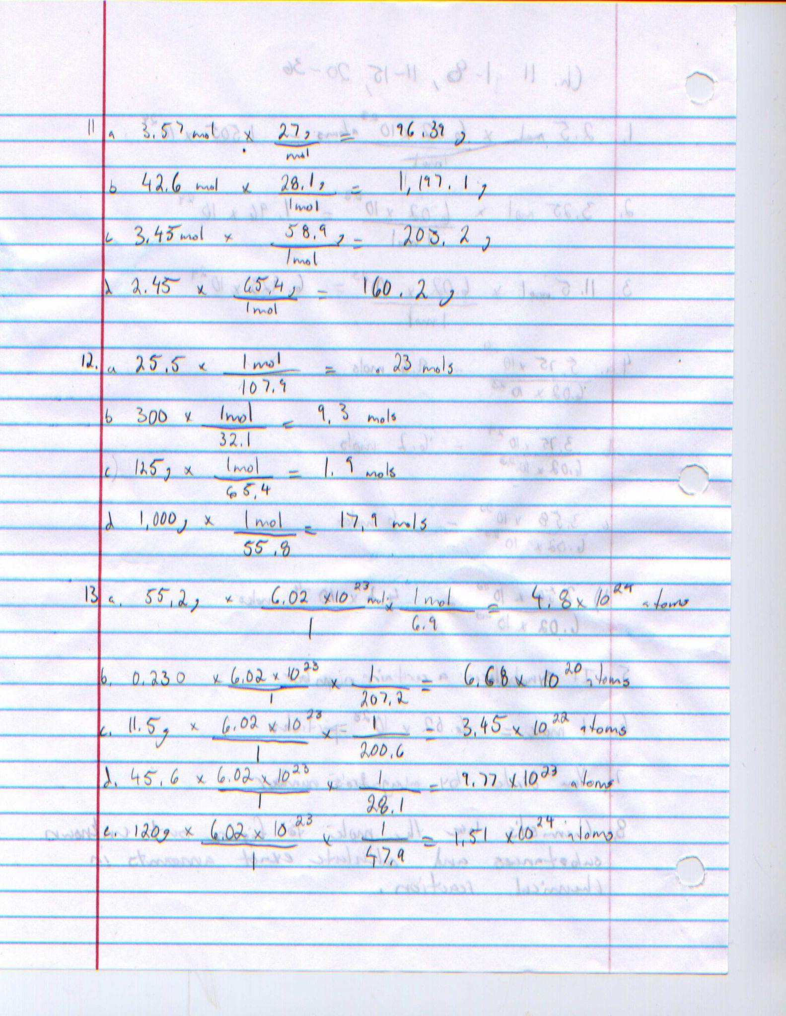 Empirical And Molecular Formula Worksheet Answer Key As