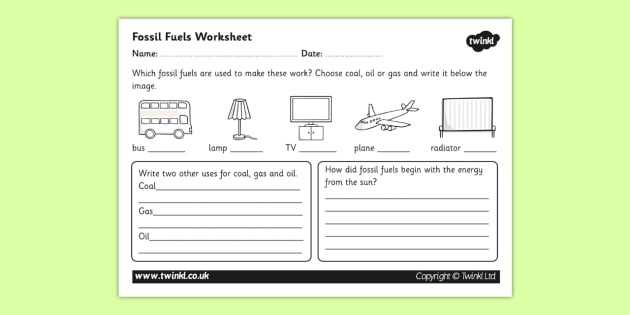 Energy Review Worksheet or 18 Beautiful Energy forms