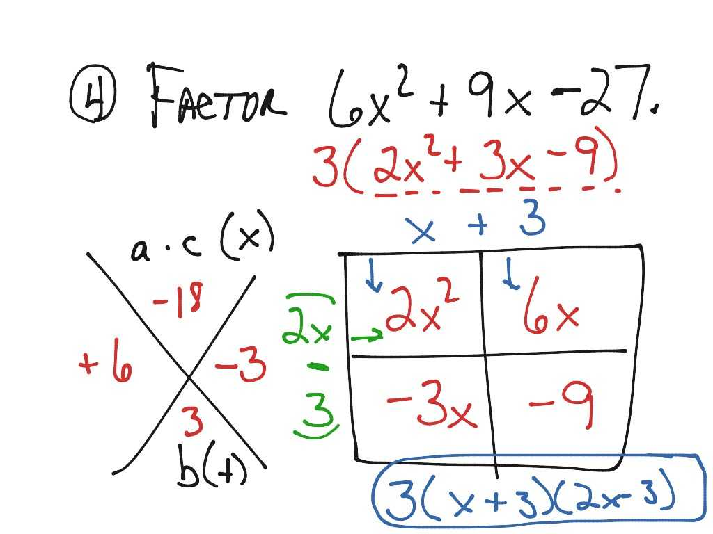 Factoring Trinomials Worksheet and Modern Math Help Factoring Motif Math Exercises Obgscuol