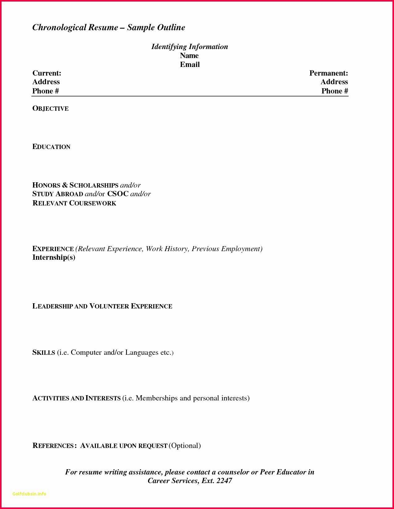 Fill In the Blank Resume Worksheet Also Printable Resume Worksheet Myacereporter Myacereporter