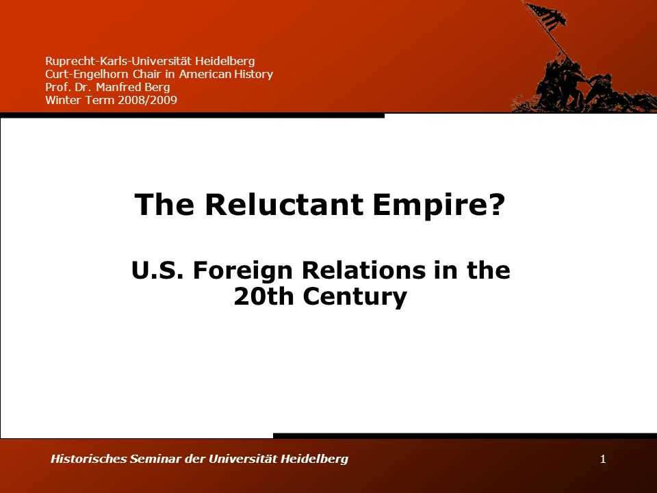 Foundations Of American foreign Policy Worksheet as Well as the Reluctant Empire U S foreign Relations In the 20th Century