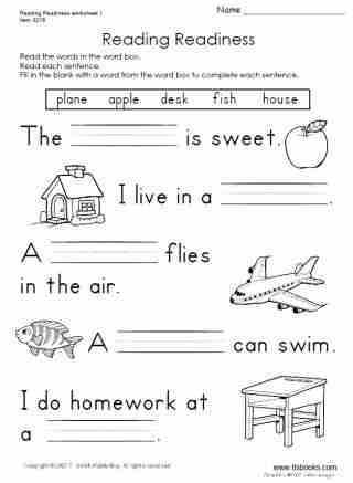 Free First Grade Reading Worksheets and Pletely Free Printable Worksheets Website for Multiple Grades