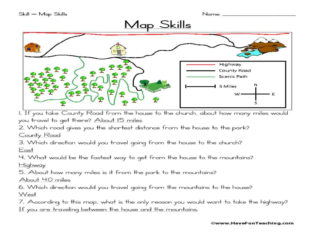 Free Leadership Worksheets as Well as Colorful Map Scales Maths Worksheet Gallery Worksheet Math
