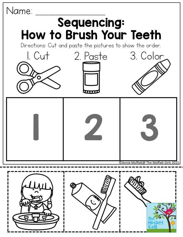Free Printable Personal Hygiene Worksheets together with January Learning Resources with No Prep oral Hygiene Teeth and